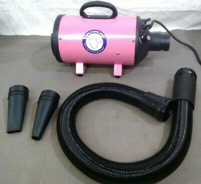 Flying One™ High Velocity Dog Pet Force Blower Grooming Dryer by Flying Pig