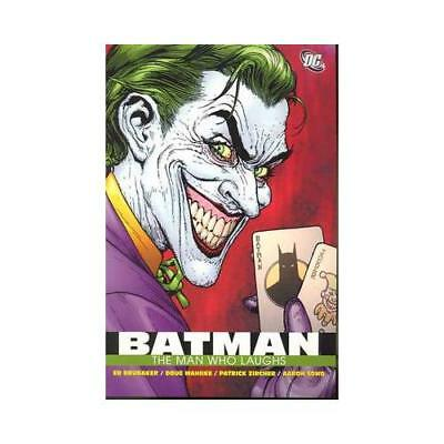 The Man Who Laughs by Ed Brubaker, Doug Mahnke, Patrick Zircher, Aaron Sowd, ...