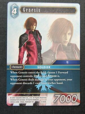 Final Fantasy Cards #26G Moogle 4-069H Foil