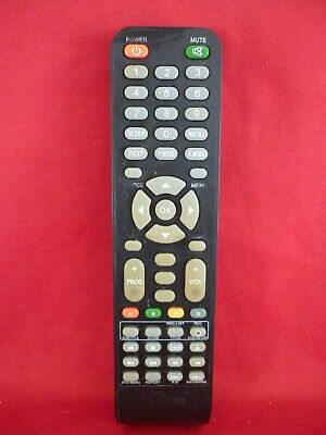 Viano Tv Television Remote Control Works Well Replacement Spare No Battery Cover