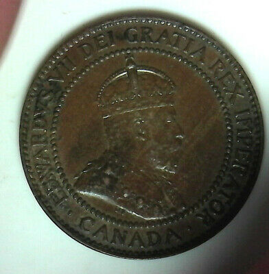 1910 Canada Large Cent Very nice coin includes free shipping in the US