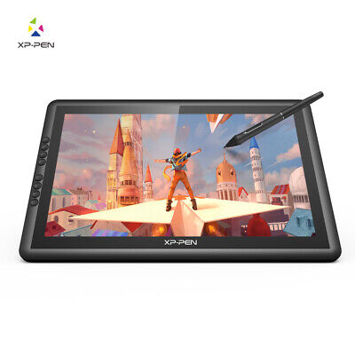 "XP-PEN Artist16pro 15.6"" IPS Drawing Monitor Pen Display Graphics Tablet 8192"