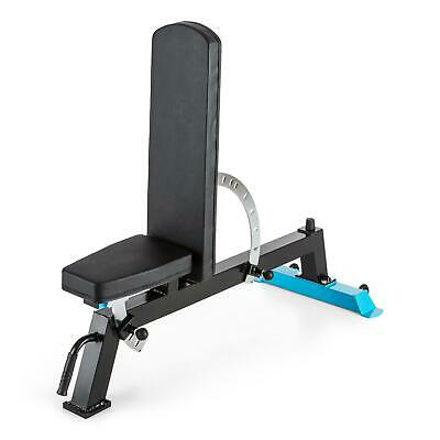 CAPITAL SPORTS Compactar Banco de entrenamiento de metal ajustable Musculacion