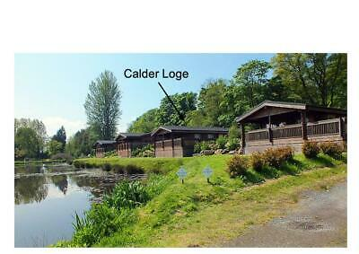 Self Catering Holiday Fishing Lodge Nov or Dec - Bowland Leisure Village