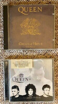 CD Bundle Queen Greatest Hits II & III
