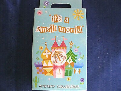 Disney * IT'S A SMALL WORLD SERIES #2 * New in Box 2-Pin Mystery Collection Box