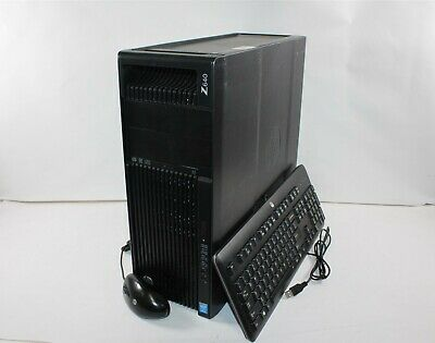 HP Z640 Workstation 6-Core Xeon E5-2620v3 2.4GHz 16-32GB 0-256GB Windows 10