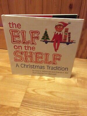 Fast Ship The Elf on the Shelf - a Christmas Tradition Book Only, Not Written In