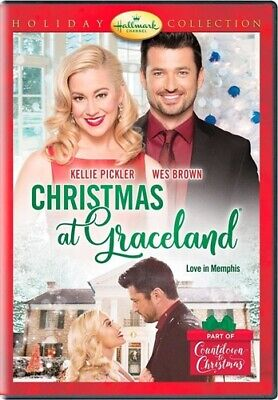CHRISTMAS AT GRACELAND New Sealed DVD Hallmark Channel Holiday Collection