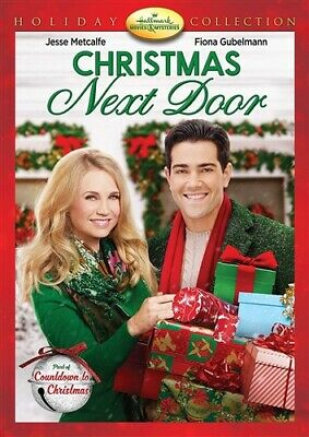 CHRISTMAS NEXT DOOR New Sealed DVD Hallmark Channel Holiday Collection