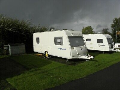 Bailey Ranger 500/5 2007 owned from new