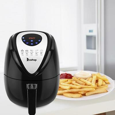 ZOKOP 6.8QT Mechanical 1800W Power Air Fryer XL Temperature Kitchen Appliance