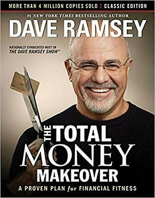 THE TOTAL MONEY MAKEOVER  by Dave Ramsey (2013, Digital)
