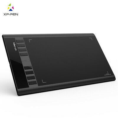XP-Pen Star 03 Graphics Drawing Tablet with Battery-free passiven Pen 8192