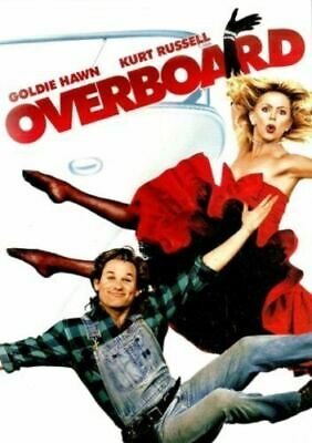 , Overboard [DVD] [1988], Very Good, DVD