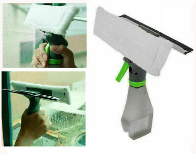 Glass Window Cleaning Squeegee Blade Wiper Cleaner Shower Bathroom SCREEN WASHER