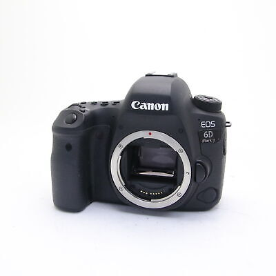 Canon EOS 6D Mark II 26.2MP Full Frame Digital SLR Camera Body #30