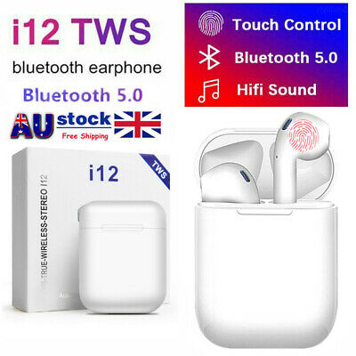 TWS Wireless Bluetooth Airpods Earphones For Apple iPhone Samsung Android AU