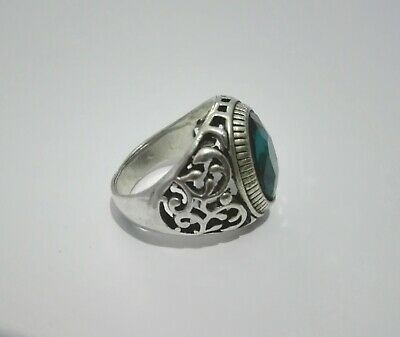 Extremely ANCIENT Rare RING VIKING SILVER OLD Medieval Antiques | Antiquities