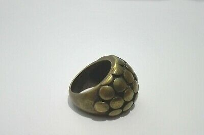 EXTREMELY RARE ANCIENT VIKING OLD RING BRONZE ANCIENT Antiques | Antiquities