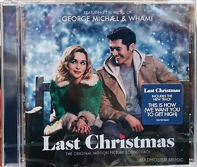 LAST CHRISTMAS CD Soundtrack GEORGE MICHAEL & WHAM ! 15 Trk. This is How IN STOC
