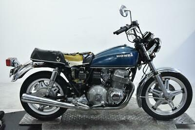 1978 Honda CB750A Hondamatic Unregistered US Import Barn Find Classic to Restore