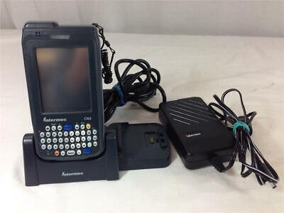 Intermec CN3 Mobile Computer Barcode Scanner With Dock CN3AQH840G5E200