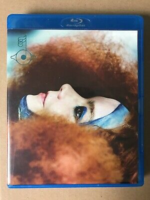 Björk: Biophilia Live on Blu-ray Triple Disc (DVD & 2CD) Concert Live Album