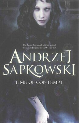Time of Contempt Witcher 2 - Now a major Netflix show 9780575090941 | Brand New
