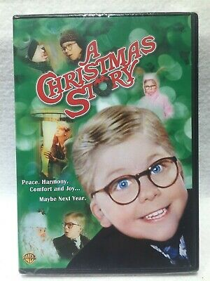 A Christmas Story (DVD, 2007)No Slipcover