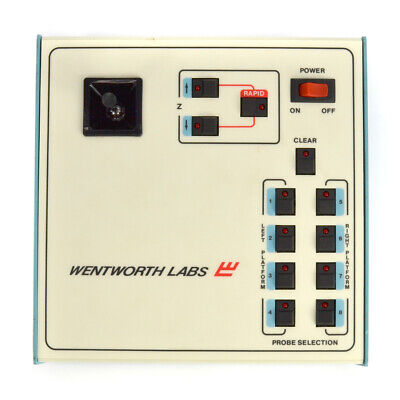 Wentworth Labs 0-009-0001 8 Channel 3 Axis XYZ Miromanipulator Probe Controller
