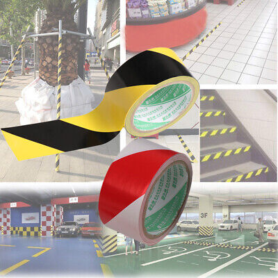 Safety Danger Caution Sticker Hazard Warning Strips Barrier Remind Marking Tape