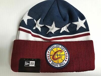 wholesale preview of hot new products CLEVELAND CAVALIERS NEW Era Knit Hat 2018 Tipooff Series Beanie ...