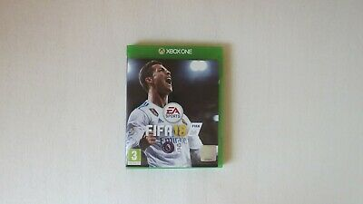 FIFA 18 Xbox One Game Standard Edition