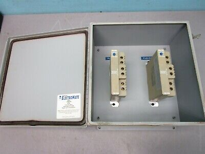 Lot of 2 Furnas 91AH34A0A Nordic 1.5/3hp Soft Start Induction Motor Controller