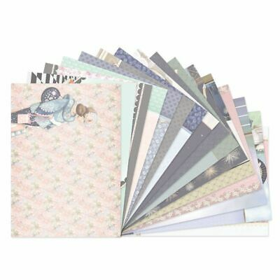 Hunkydory Deco Wonder Luxury Card Inserts  A4, 140gsm, 16pk
