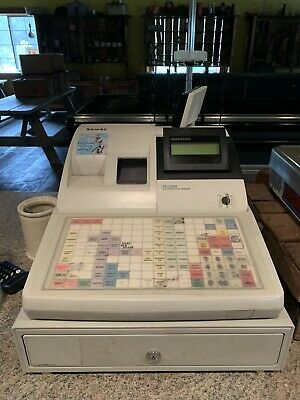 Cash Register With Scale