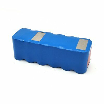 3000mAh for proscenic 14.4V Akku pro806 Sweeper Robotics Staubsauger Batterie