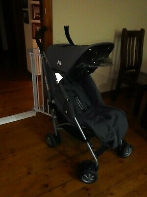 McClaren Stroller With Boot Great for Cold Days Good Condition