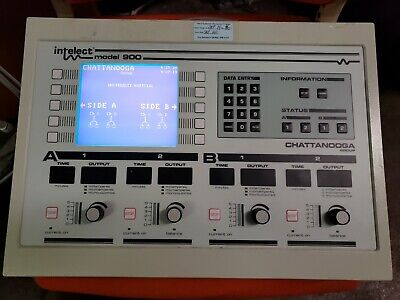 Well maintained Chattanooga Intelect 900