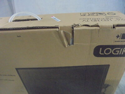 """LOGIK L24HED18 24"""" LED TV with Built-in DVD Player Currys - DAMAGED BOX"""