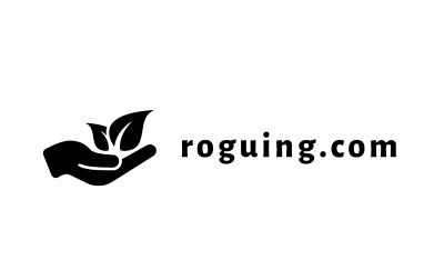 Roguing.com Catchy Super Cool aged domain
