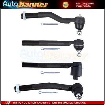 Tie Rod End Front Inner Driver LH or Passenger RH for 05-08 Jeep Grand Cherokee