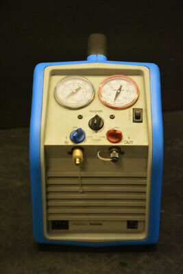 Promax RG6000 Commerical Refrigerant Recovery System