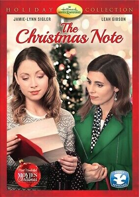 THE CHRISTMAS NOTE New Sealed DVD Hallmark Channel Holiday Collection