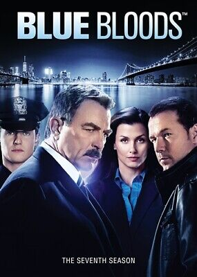 BLUE BLOODS TV SERIES COMPLETE SEVENTH SEASON 7 New Sealed 6 DVD Set