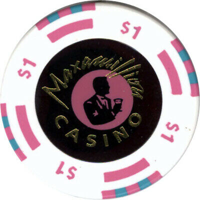 Maxamillion Casino - $1 Casino Chip