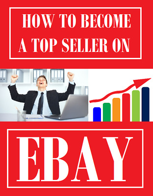 How To Become a Top Seller on Ebay ebook pdf+ Master Resell Rights+Free 2 eBooks