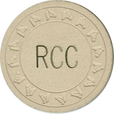 RCC (Red Cliff Casino) - $1 Casino Chip
