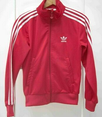 Adidas Pink Firebird Vintage 90's Girls Jacket Teen